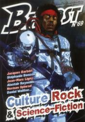 Vente livre :  Revue Bifrost N.69 ; Culture Rock & Science-Fiction  - Revue Bifrost