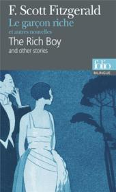 Vente  Le garcon riche et autres nouvelles ; the rich boy and other stories  - Francis Scott Fitzgerald