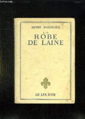 La Robe De Laine. - Couverture - Format classique