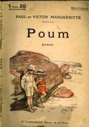 Poum. Collection : Select Collection N° 68 - Couverture - Format classique