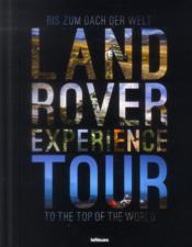 Land Rover experience tour - Couverture - Format classique