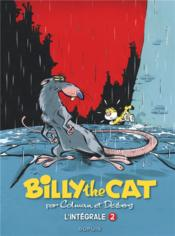 Billy the cat ; intégrale t.2 ; 1995-1999  - Stephen Desberg - Stephane Colman