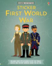 Vente livre :  Sticker first World War  - Struan Reid