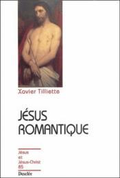 Jésus romantique - Couverture - Format classique