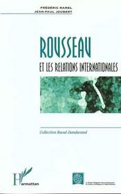 Rousseau Et Les Relations Internationales - Intérieur - Format classique