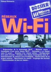 Reseaux Wi Fi - Couverture - Format classique