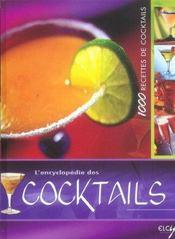 Encyclopedie Des Cocktails (L') - Intérieur - Format classique