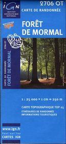 Forêt de Mormal ; 2706 OT - Intérieur - Format classique