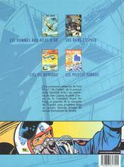 Dan Cooper ; intégrale t.6 - 4ème de couverture - Format classique