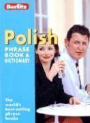 Polish, Guide De Conversation Polonais Pour Les Anglais - Couverture - Format classique
