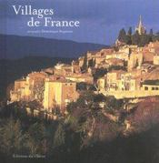 Villages De France - Intérieur - Format classique