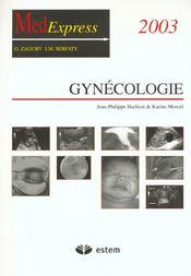 La Gynecologie - Intérieur - Format classique