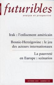 Irak : l'enlisement americain - Couverture - Format classique