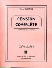 Pension complete - Intérieur - Format classique