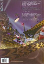 Ligue Zero T.1 ; Big Bang - 4ème de couverture - Format classique