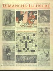 Dimanche Illustre N°132 du 06/09/1925 - Couverture - Format classique