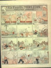 Dimanche Illustre N°132 du 06/09/1925 - Intérieur - Format classique