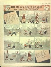 Dimanche Illustre N°132 du 06/09/1925 - 4ème de couverture - Format classique