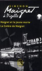 Maigret à pigalle - Couverture - Format classique