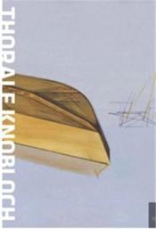 Thoralf Knobloch Hinterland /Anglais/Allemand - Couverture - Format classique