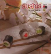 Sushis - Couverture - Format classique