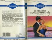 Le Serment D'Angelo Marchese - Promise Of The Unicorn - Couverture - Format classique