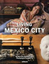Living in style mexico city - Couverture - Format classique