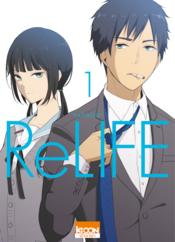 Vente livre :  Relife t.1  - Yayoiso