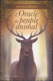 L'oracle du peuple animal ; coffret  - Marie-France Venon - Arnaud Riou