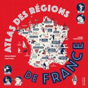 Vente  Atlas des régions de France  - Hedelin/Potard - Pascale Hedelin - Celine Potard