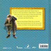 Chicken Run ; L'Echappee Belle ; Une Histoire Poule Versante - 4ème de couverture - Format classique