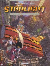 Starlight T.1 ; La Voie Du Crime Est Pavee De Plomb - Intérieur - Format classique