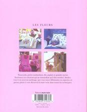 Fleurs (Les) - 4ème de couverture - Format classique