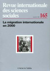 Riss Migrations Internationales  - Collectif