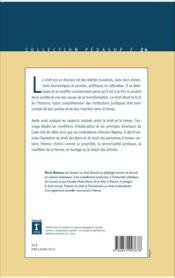Histoire Du Droit Civil (3e Ed) (3e édition) - Couverture - Format classique