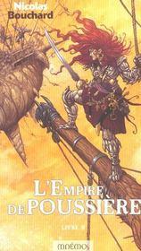 L'Empire De Poussiere 2 - Intérieur - Format classique