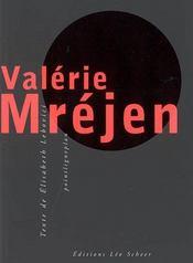 Valerie mrejen (+dvd offert) - Intérieur - Format classique