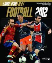 Livre d'or du football 2012 - Couverture - Format classique