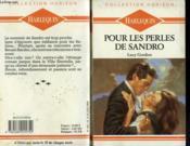 Pour Les Perles De Sandro - A Pearl Beyond Price - Couverture - Format classique