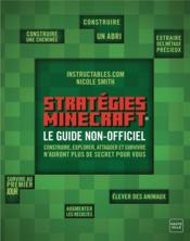 Vente livre :  Minecraft strategies ; guide non officiel  - Collectif