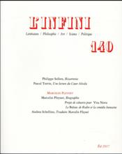 Vente  REVUE L'INFINI N.140  - Collectifs Gallimard - Collectif