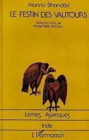 Le festin des vautours - Intérieur - Format classique
