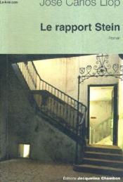 Le rapport Stein - Couverture - Format classique