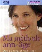 Ma methode anti-age - Intérieur - Format classique