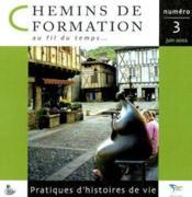 Chemins De Formation Au Fil Du Temps T.3 ; Pratiques D'Histoire De Vie - Couverture - Format classique