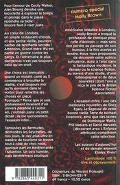 Bifrost Etoiles Vives T.8 - 4ème de couverture - Format classique