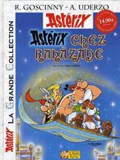 Asterix t.28 ; Asterix chez Rahazade - Intérieur - Format classique