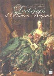 Lectrices D Ancien Regime - Intérieur - Format classique