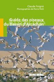 Guide des oiseaux du bassin d'Arcachon - Intérieur - Format classique