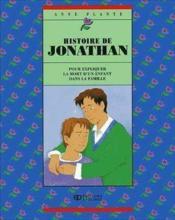 Histoire de jonathan - Couverture - Format classique